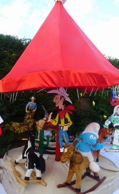 Mini carrousel 1