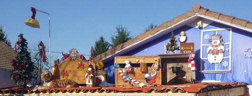 Mini chambre sur toit 2