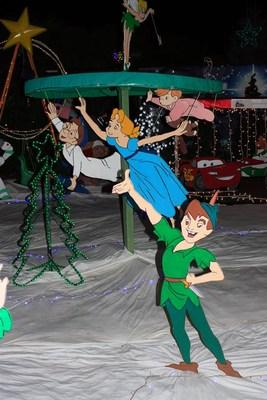 Mini manege peter pan