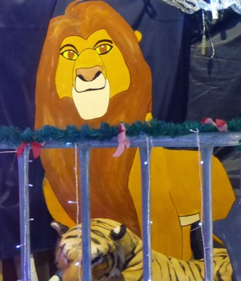 Mini mufasa roi lion 2