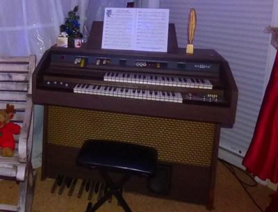 Mini orgue
